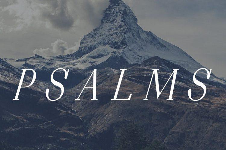 Psalms Sermon Series - ECC
