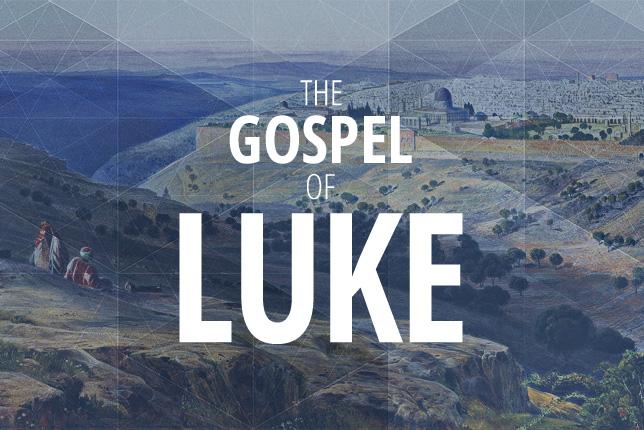 Gospel of Luke sermon Series - ECC