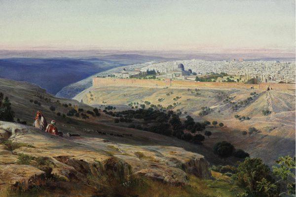 Jerusalem and the Sin of Presumption