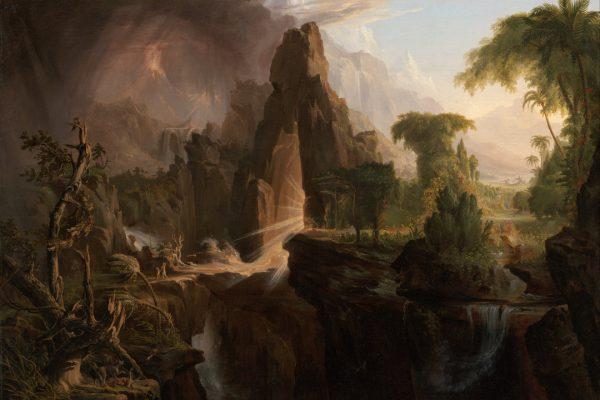 Expulsion from the Garden of Eden