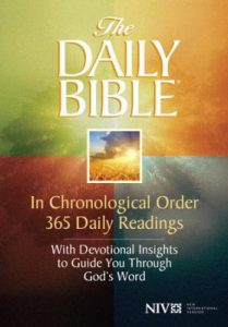 Community Groups Daily Bible