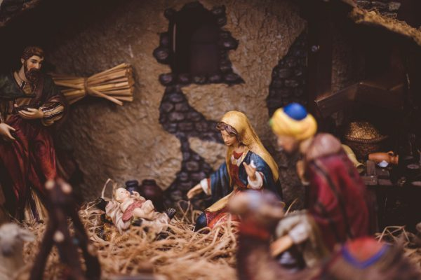 The Glorious Mystery of Christmas: The Incarnation