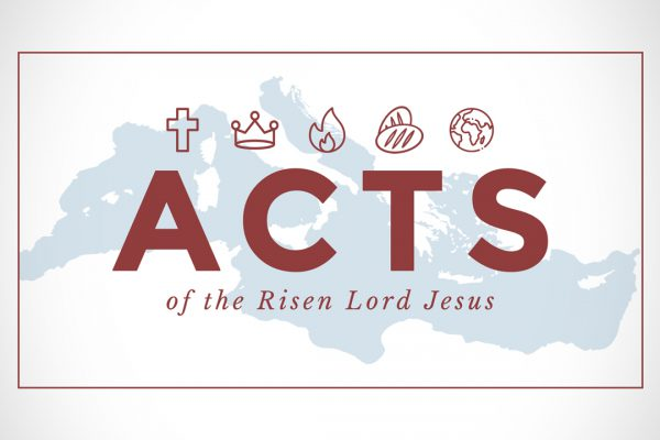 Acts Sermon Series at Elmira Christian Center