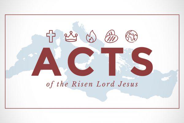 Acts Sermon Series at Elmira Christian Center
