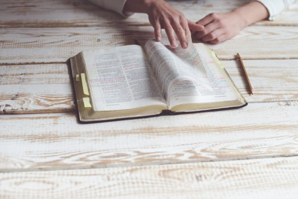 How to Study the Bible: Preparation and Observation