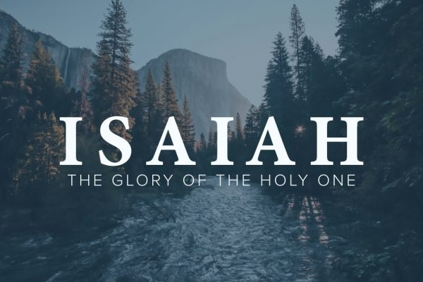 Isaiah - sermon series at Elmira Christian Center