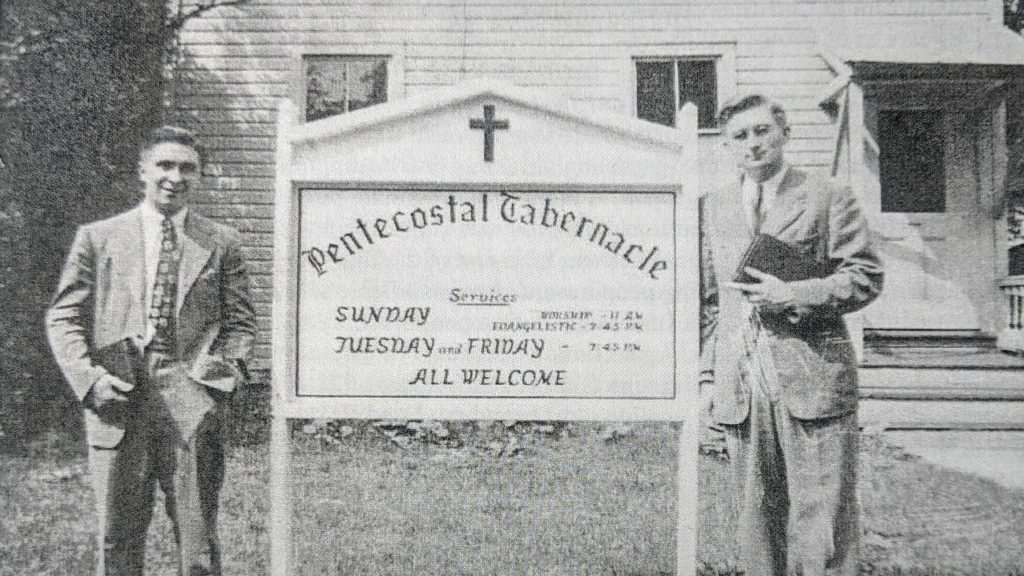 Pentecostal Tabernacle Elmira, New York