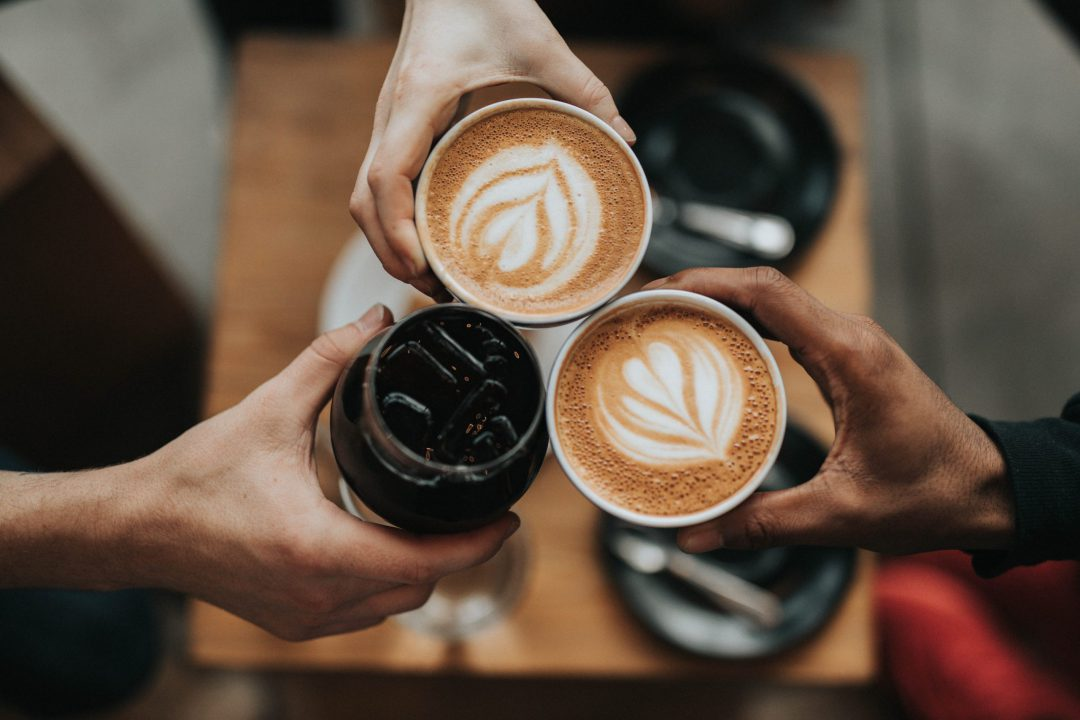 Coffee, Joy, and the Goodness of God