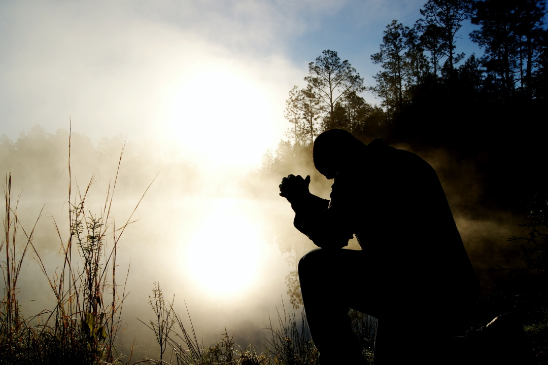 humble prayer