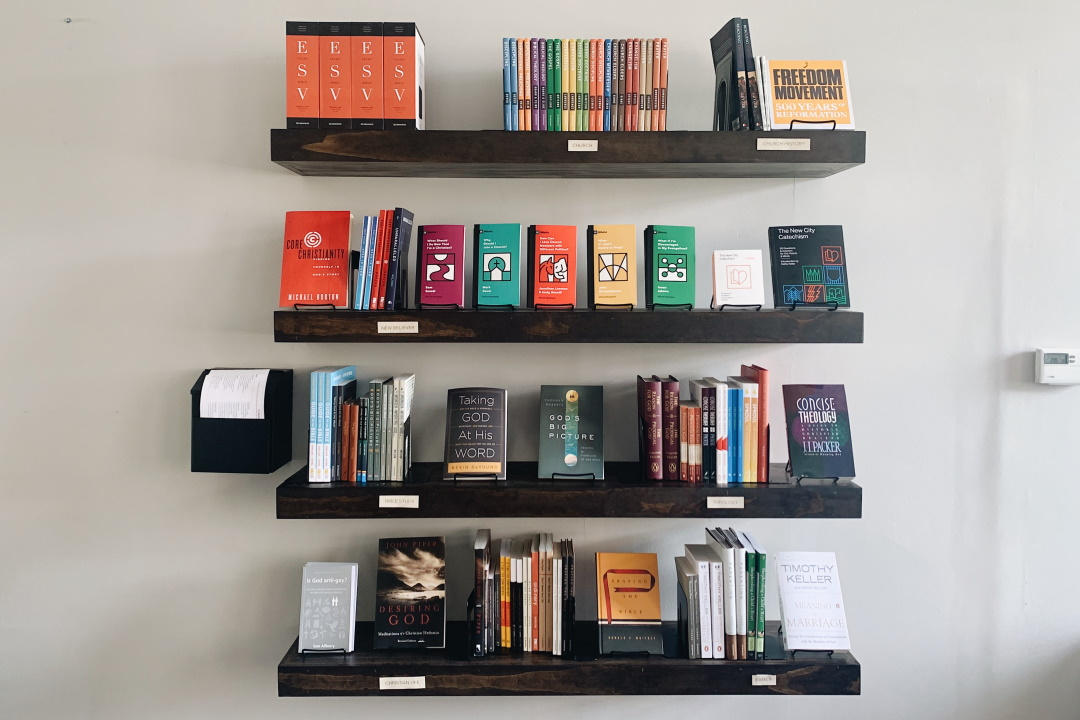 ECC Bookstall