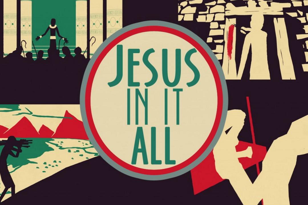 Jesus in it all sermon series - ECC